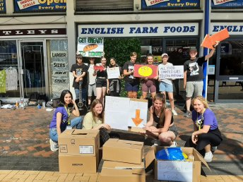 NCS Summer Social Action Project