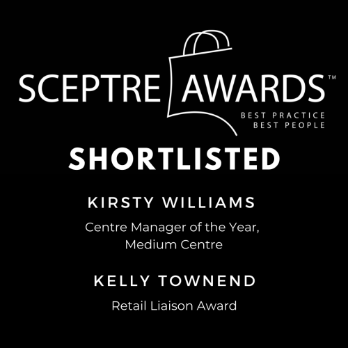 We've been shortlisted for the Sceptre awards 2020!
