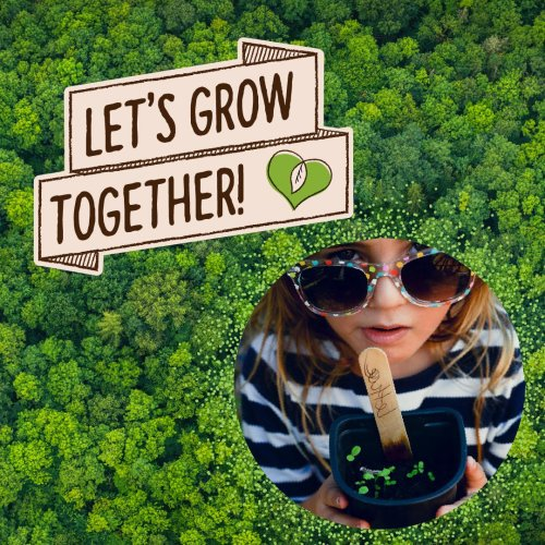 Let's Grow Together at Mill Gate!