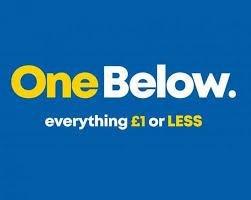 One Below Opening Soon