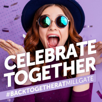 Back Together at Mill Gate